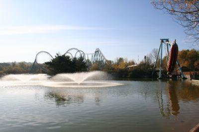 Yleiskuva Park Asterixista