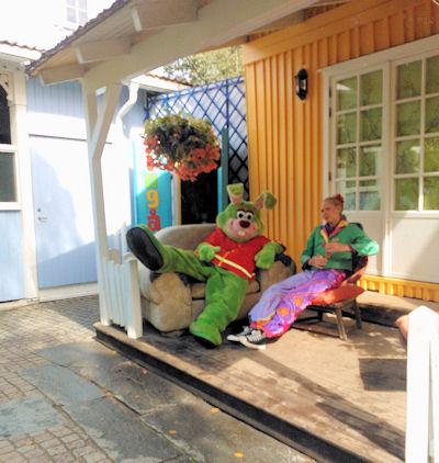 Lisebergin pupu