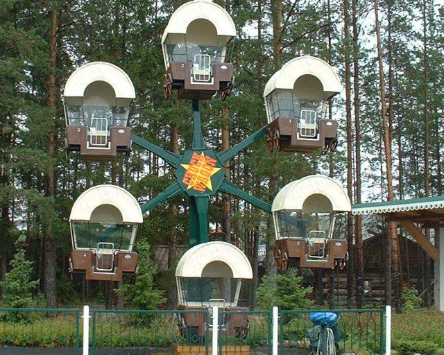 Rölli Ja Metsänhenki Kuvauspaikka
