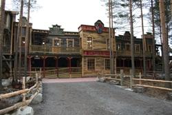 Devil's mine Hotel