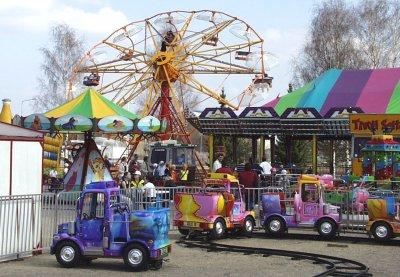 Seitera's carnival in Myyrmaki